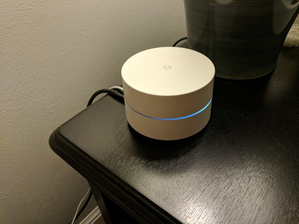 Google WiFi vs  Ubiquiti UniFi UAP AC LR – blog jseaber com