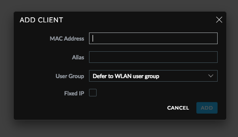 DHCP Reservations (Fixed IP) in UniFi Controller 5 6 x – blog